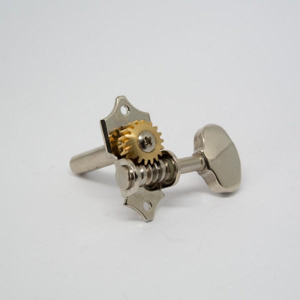 IBANEZ Einzelmechanik Links Ersatz für 5AMH110E - Nickel/Übersetzung 1:18 (2MM0028L-NI)