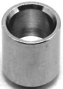 IBANEZ string stopper for SZR (top-side / chrome) - chrom Oberseite for SZR520 (4TH12A0001)