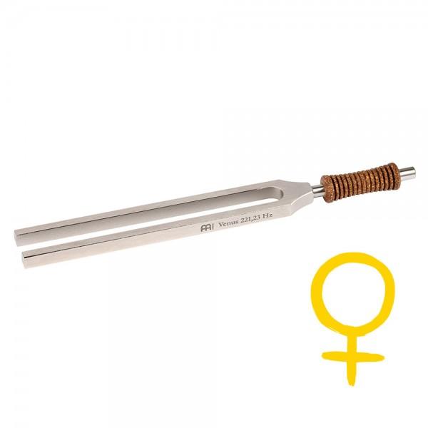 MEINL Sonic Energy Therapy Tuning Fork - Venus - 221.23 Hz (TTF-V)