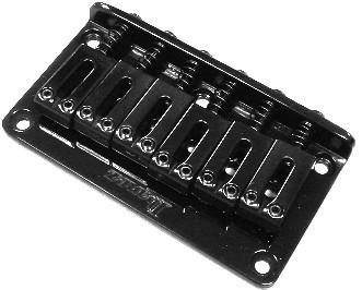 IBANEZ fixed bridge - for GRGR09LTD/GRGR121EX/RGR08LTD/RGR321EX/RGT6EXFX/XP300FXB (2GB1CFX1B)