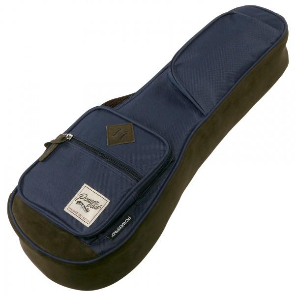 IBANEZ POWERPAD® Gigbag für Sopran Ukulelen - Navy Blue (IUBS541-NB)