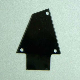 IBANEZ truss rod cover - for selected RG/SIGNATURE models (4PT1RG1B)