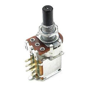 IBANEZ Poti A25K - Push/Pull Switch (3VRSW0002-SL)