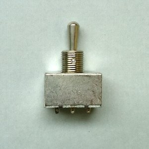 IBANEZ 3 Wege Schalter - für XF/XG/XH chrom (3SW27A0002)