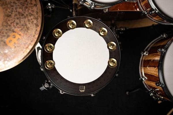 """MEINL Percussion Backbeat Pro Tambourine - 13"""" (33,02 cm) (BBP13)"""