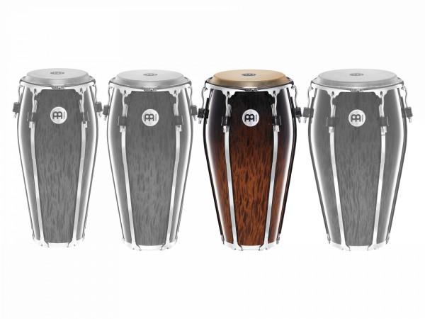 "MEINL Percussion Floatune Serie Conga - 12"" Brown Burl (FL12BB)"