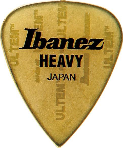 IBANEZ Ultem Picks Thump 50 pcs. - Heavy (1.0 mm) (UL17H)
