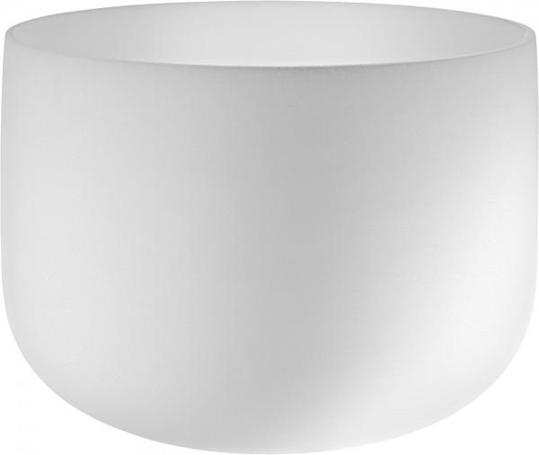 "MEINL Sonic Energy Crystal Singing Bowl 14"" / C 432 Hz / Root Chakra (CSB14C)"