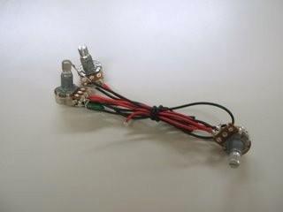 IBANEZ Passive Circuit 2V (3PC03U)