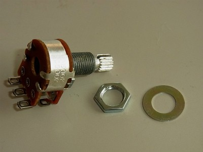 IBANEZ Potentiometer AC500K - balancer mit center detent (3VR3PC0004)