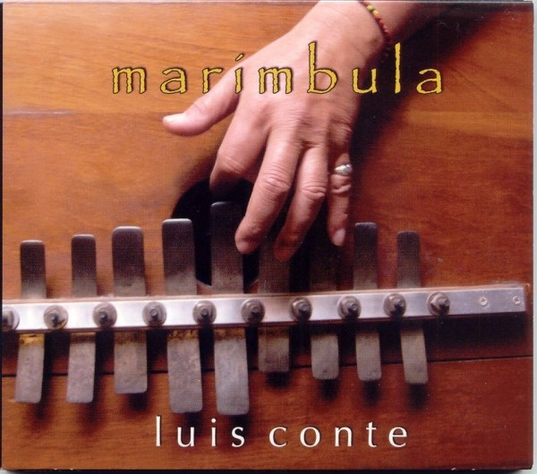 "CD Luis Conte ""Marimbula"" (CD43)"
