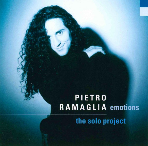 CD Pietro Ramaglia - Emotions - The Solo Project (CD44)