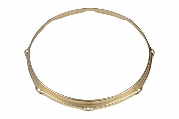 """TAMA Brass Mighty Hoop 14"""" 8-Loch - Batter Side (MSB148D)"""