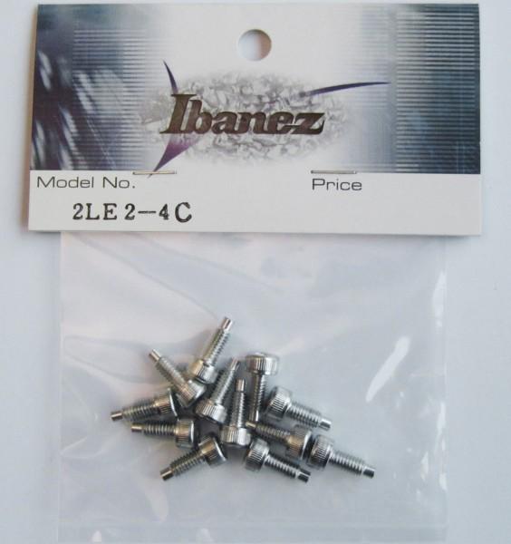 Ibanez string stopper bolt (Chrome) (2LE2-4C)