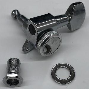 IBANEZ Machinehead left - chrom (2MG0073TL-CH)