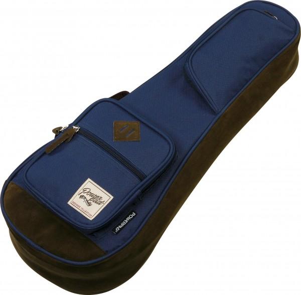 IBANEZ POWERPAD® Guitarbag Concert Ukulele - Blue (IUBC541-NB)