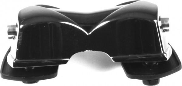 """brackets, 5,5"""" depth, black nickel, for Superstar (MCHL5SBN)"""