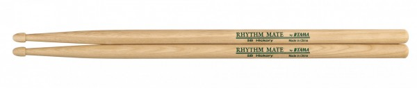 TAMA Rhythm Mate Drumsticks - Hickory (TAMA-HRM5B)