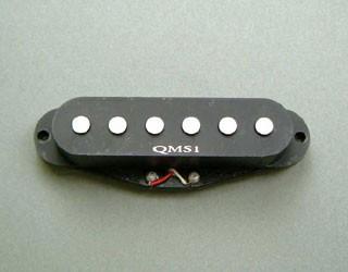 IBANEZ Pickup single coil QMS1 - black for Signature/S series (3PU1J2QS1B)