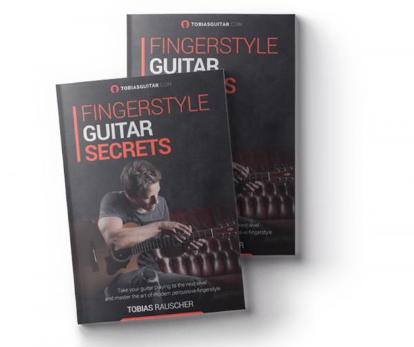 Fingerstyle Guitar Secrets - Tobias Rauscher (BOOK-RAUSCHER)