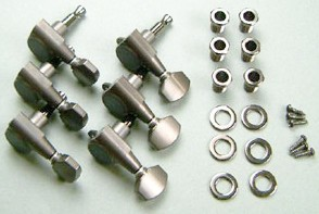 IBANEZ boxed machine head set L*6 - powder cosmo for selected RG series models (MB500PC)
