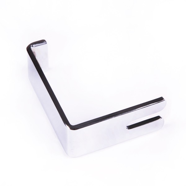 MEINL Percussion L shaped clamp in chrome - for top part of bongo stands TMB + TMB-S (STAND-18)