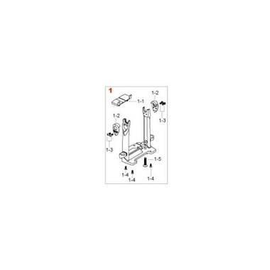 TAMA FRAME ASSEMBLY - HP910LWN (HP91N1T)