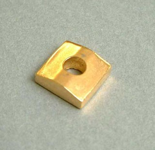 Ibanez pressure pad in chrome for top lock locking nut (2TL2-2G)