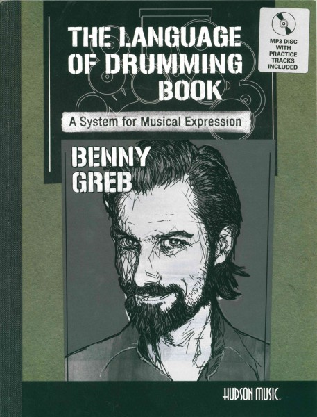 "Benny Greb ""The language of drumming"" Textbook incl. MP3-CD (BGREBBUCH1)"