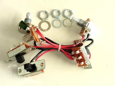 IBANEZ Passiver Schaltkreis Volume, Tone, PU On/Off - für JTKB300 (3PC27C0001)