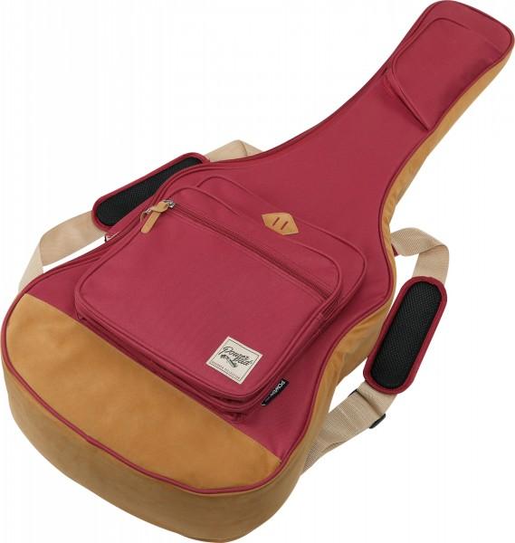 IBANEZ POWERPAD® Gigbag Designer Collection Klassikgitarren - weinrot (ICB541-WR)