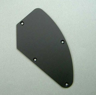IBANEZ Control Cavity Plate - left- hand ABS for RG series (4PT1RGL3B)