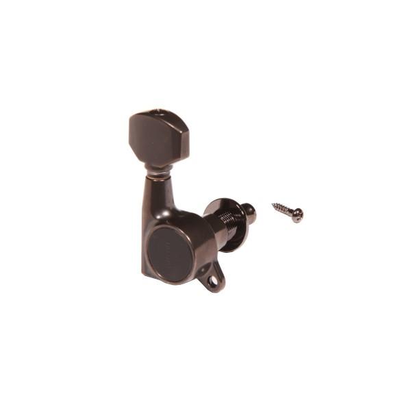 IBANEZ Einzelmechanik Smooth Tuner - powder cosmo 6 String für RG Modelle (MB500PC-E)