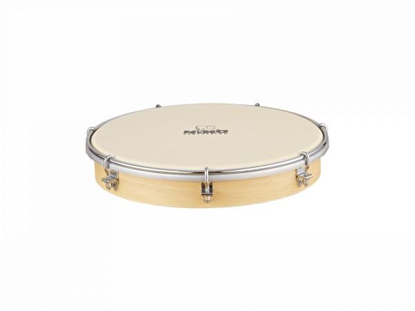 "NINO Percussion Stimmbare Handtrommel - 10"" Synthetikfell (NINO38)"