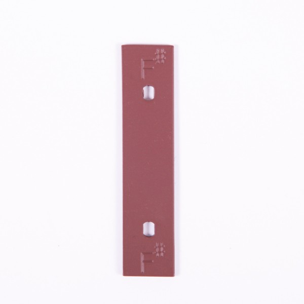 "Nino Klangplatte ""F-SHARP3"" in braun für NINO902 Glockenspiel (NI-SPARE-14)"