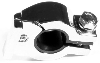 MEINL Percussion memory clamp chrome - for TMB upper rod (STAND-11)