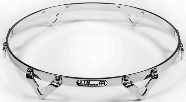 """MEINL Percussion - 11 3/4"""" TTR Spannreifen für Congas CS-WCO1134/WCO1134 chrom (TTR-13)"""