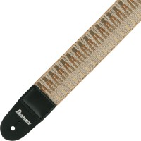 IBANEZ braided guitar strap GSB 50 - khaki (GSB50-C4)