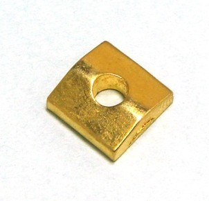 Ibanez gold-colored pressure pad for TOP LOK locking nut (2LN2-2G)