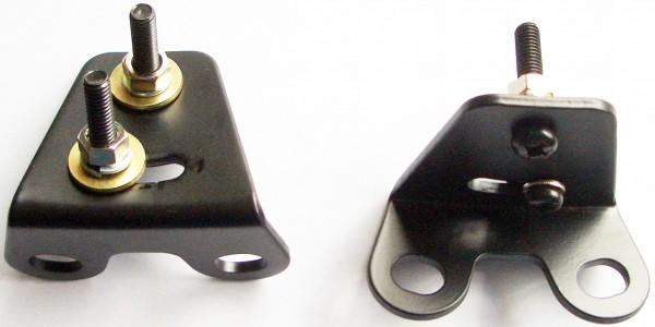 MEINL Percussion Halteböckchen - für Doppelständer TMDS/HC888/HC812 (HDBRACKET-04)