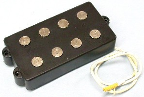 IBANEZ Tonabnehmer Humbucker Power Sound Schwarz - für RD Serie schwarz (3PU1C4411)