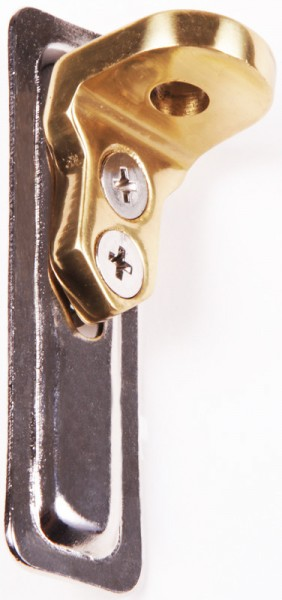 MEINL Percussion bracket brass small - for Timbales Luis Conte and Artist Series (BRACKET-09)
