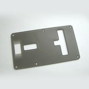 IBANEZ Tremolo cavity plate - black for SynchroniZR (4PTX5A0002)