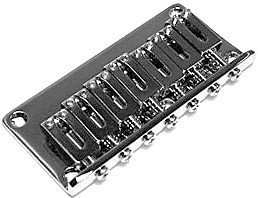 IBANEZ fixed bridge for 7strings - chrom (2GB1CFX71C)