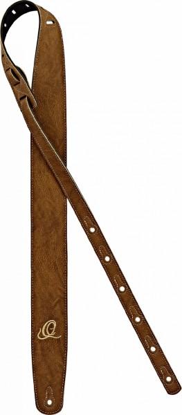 ORTEGA Vegan Series Guitar Strap - Tan (OSVG-TN)