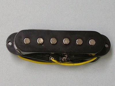 IBANEZ Neck Pickup Power Sound Single-Coil - schwarz für Ibanez GSA60 (3PU1C4173)