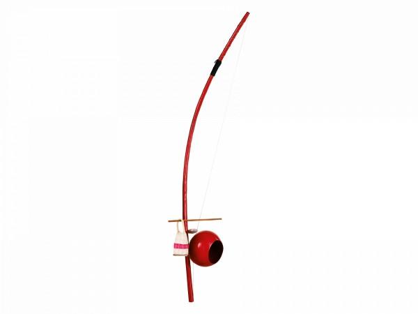MEINL Percussion Berimbau - red (BE1R)