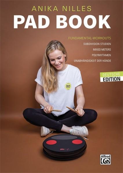 ANIKA NILLES Pad Book / Deutsche Edition - Fundamental Workouts (PADBOOK-DE)
