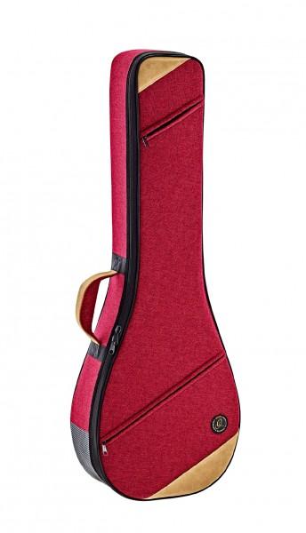 ORTEGA Softcase for Standard 5 String Banjo - Bordeaux Wine (OSOCABJ-BX)