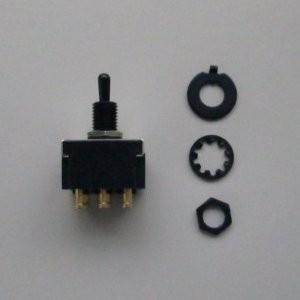 IBANEZ Toggle switch - schwarz (3SW00A0001)
